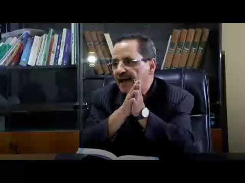 مدير المعهد الدولي للدراسات العليا التطبيقية الدكتور: محمد الأمين ولد داهي
