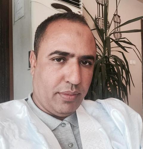 رئيس المجلس الجهوي لولاية لعصابة، المهندس: محمد محمود ولد الحبيب