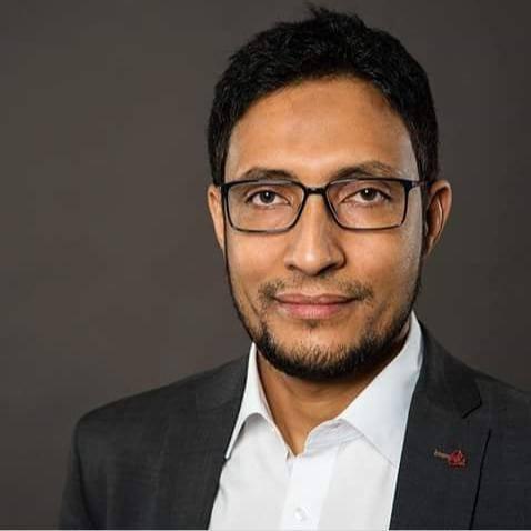 سيدي بوبكر احمد بن ويس/ دكتور الرياضيات و الاحصاء و خبير الذكاء الاصطناعي