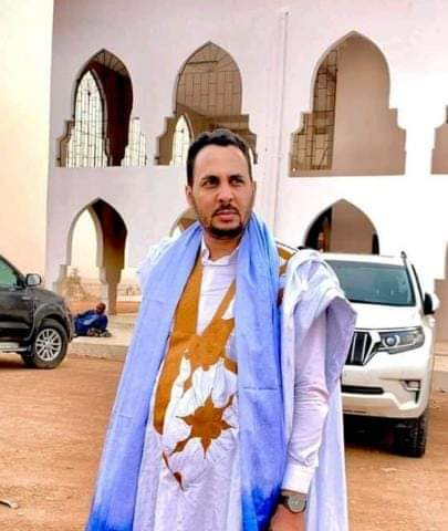أحمد ولد الدوه/ مكلف بمهمة لدى رئيس حزب الاتحاد من أجل الجمهورية