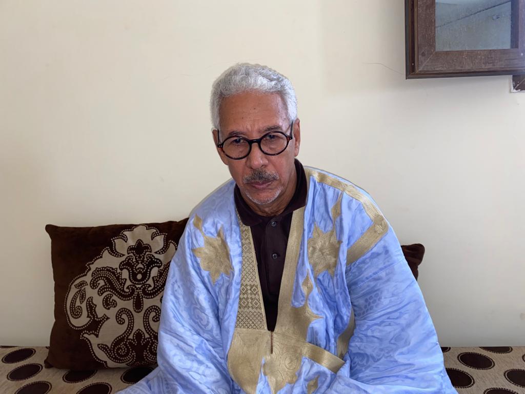 ختّار ولد الشيخ احمد: رئيس جهة الحوض الغربي