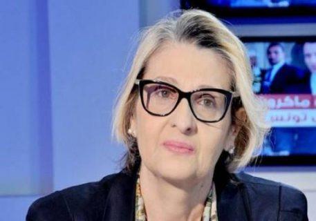 اسيا العتروس/ اعلامية وكاتبة  تونسية