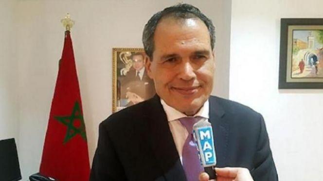 حميد اشبار: سفير المملكة المغربية في انواكشوط