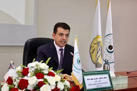 الدكتور سالم بن محمد المالك ، المدير العام للمنظمة الإسلامية للتربية والعلوم والثقافة- إيسيسكو
