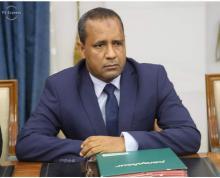 وزير التجهيز و النقل: محمدو ولد أمحيميد