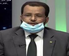 وزير الشؤون الإسلامية/ الداه ولد أعمر طالب